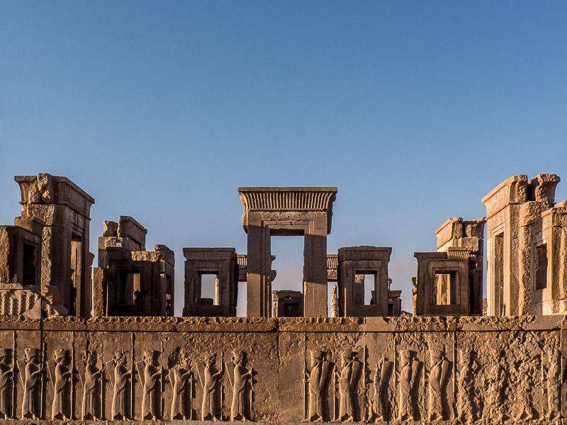 Persepolis,  nahe Shiraz